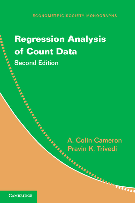 Regression Analysis of Count Data: